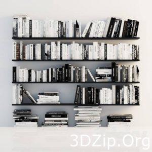 3d model Book 1 free download