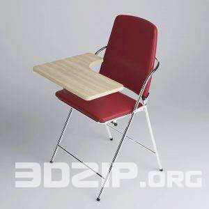 3d Chair model 27 free download