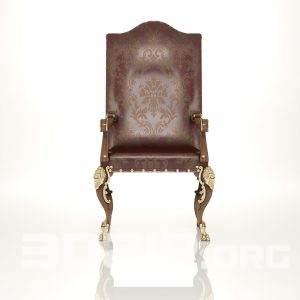 3d Armchair model 9 free download