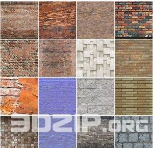 BRICK WALL MAPPING 1