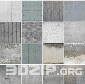 CONCRETE TEXTURE MAPPING 1