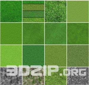 GRASS MAPPING & TEXTURE 1