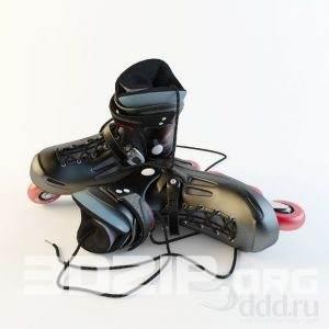 3D Sport Model 10