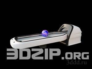 3D Sport Model 2