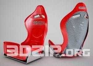 3D Sport Model 9