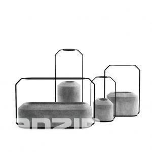 3D Weight Vases Model