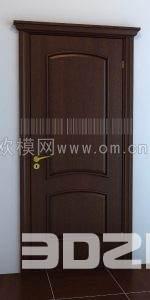 3d Door model 6 free download