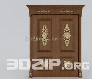3d Door model 5 free download