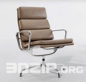 3d Chair model 46 free download