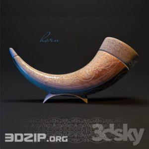 3D Vases Model 6 free download