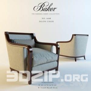 3d Armchair model 34 free download