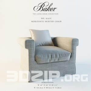 3d Armchair model 35 free download