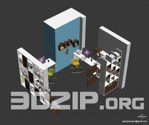 3d childroom Toy Model full free download