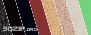 8 High Quality Leather Textures