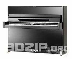 3d model piano 5 free download