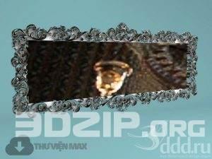 3D Mirror Model 18 free download
