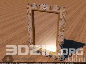 3D Mirror Model 20 free download