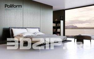 Poliform Bed share by Talcik&Demovicova Studio 29