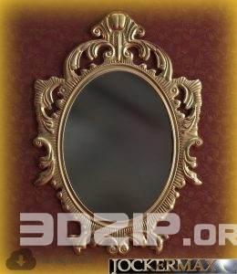 3D Mirror Model 23 free download