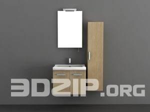 3D models Wash basin 04 free download