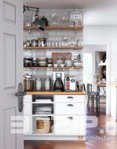 3D Kitchen appliance Model 2 file sketchup free download