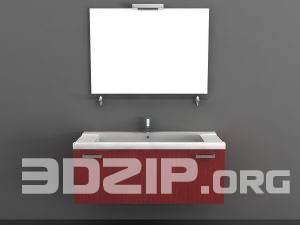 3D models Wash basin 05 free download