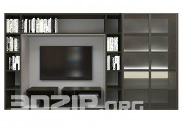 3d Wardrobe model 9 free download