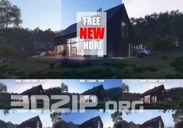 Free HDRI – Shop-S84 by Konrad Jamrozik