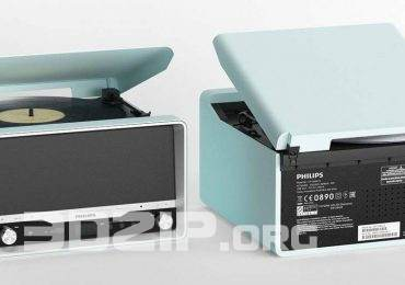 Free download Turntable Philips Pikap OTT2000 by Ramiz Vardar