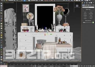 3d model Decorative set 26 Download