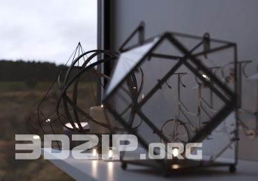 3d model Decorative set 27 Download
