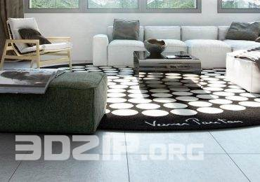 Free Collection Carpet by XDream3D