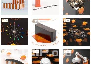 Free high-quality 3D models from Free 3dmodels stock
