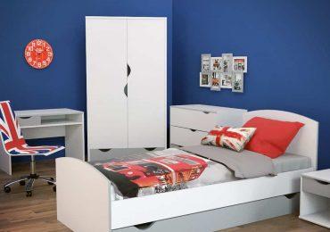 Children's Bedroom set free 3D model from Ingreendecor