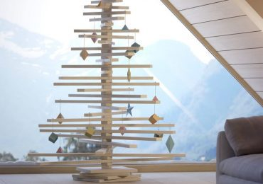 Christmas Free 3d Tree Model from 3darchitect