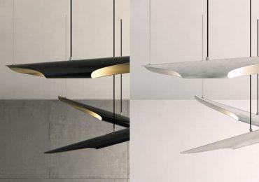 Delightfull Coltrane Ceiling Lamp by BAMMstudio