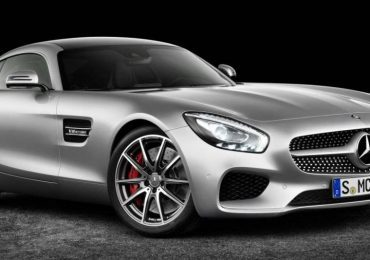 Free 3D Model Mercedes-AMG GT from Fotis Kazantzidis