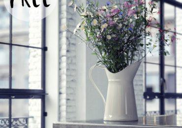 Free 3d Model Wild Flowers by Rostislav Nikolaev