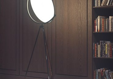 Free 3d model Flos Superloon Lamp from 3darchitect
