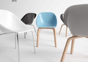 Free 3d model Hoop Chair by Karim Rashid