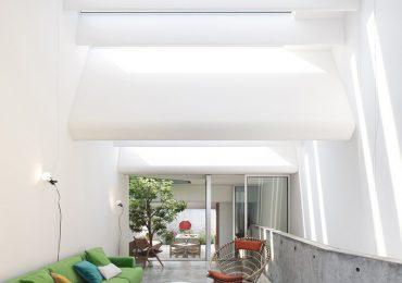 Free interior Scene Skylight House from Natrang Design