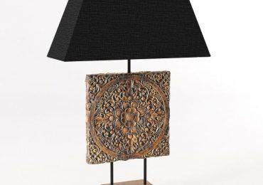 LAMP SURABAYA free 3D model