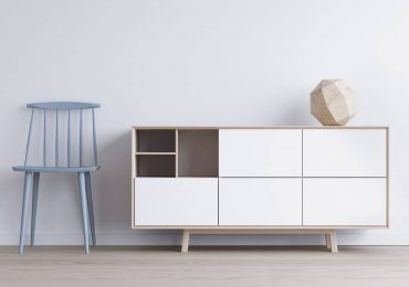 Scandinavian Furniture from 3darchitect