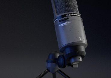 3d model Audiotechnica 2020usb from Janis Zemitis