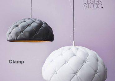 Enrico Zanolla Clamp Lamp free 3D model