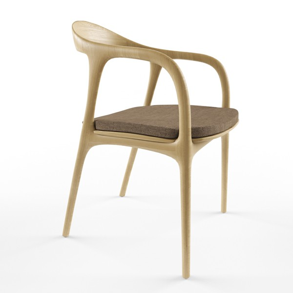 Free 3D Models Chair From Domo Visual 2