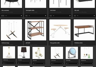 Free 3D Models from Lucrea3D