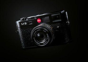Leica M9 3D Model Free made by Maciek Ptaszynski