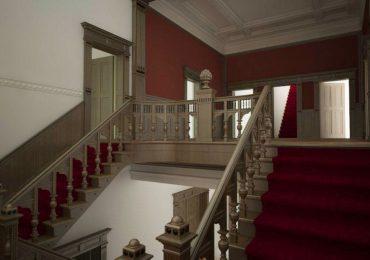 The Dutch Villa Interior From 1880 (3D) from NVUS Design