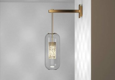 3d model Vadim Wall Lamp from Design Connected
